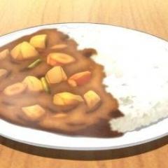 Curry-Chan Desu~