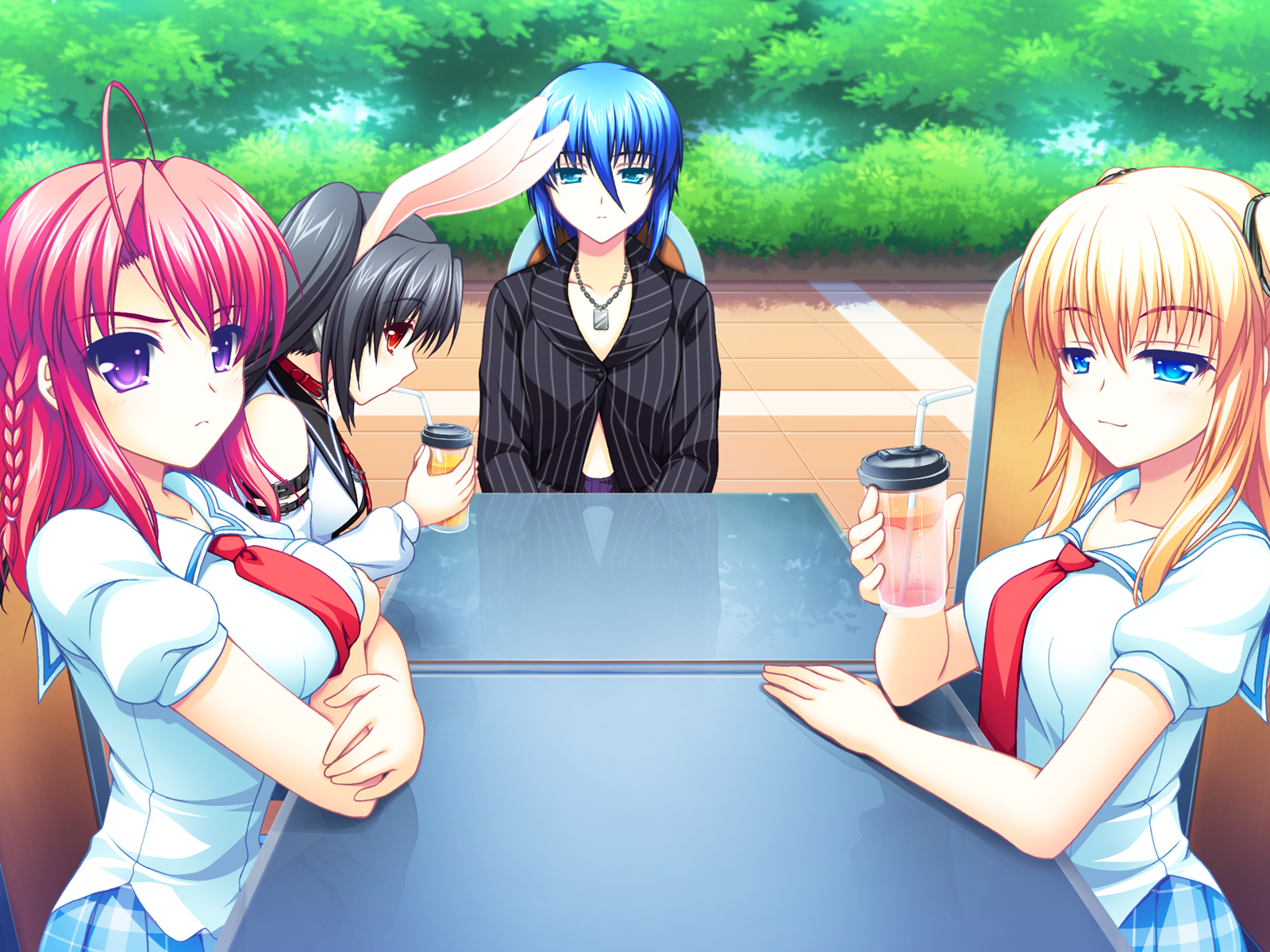 VN of the Month December 2009 - Fake Azure Arcology