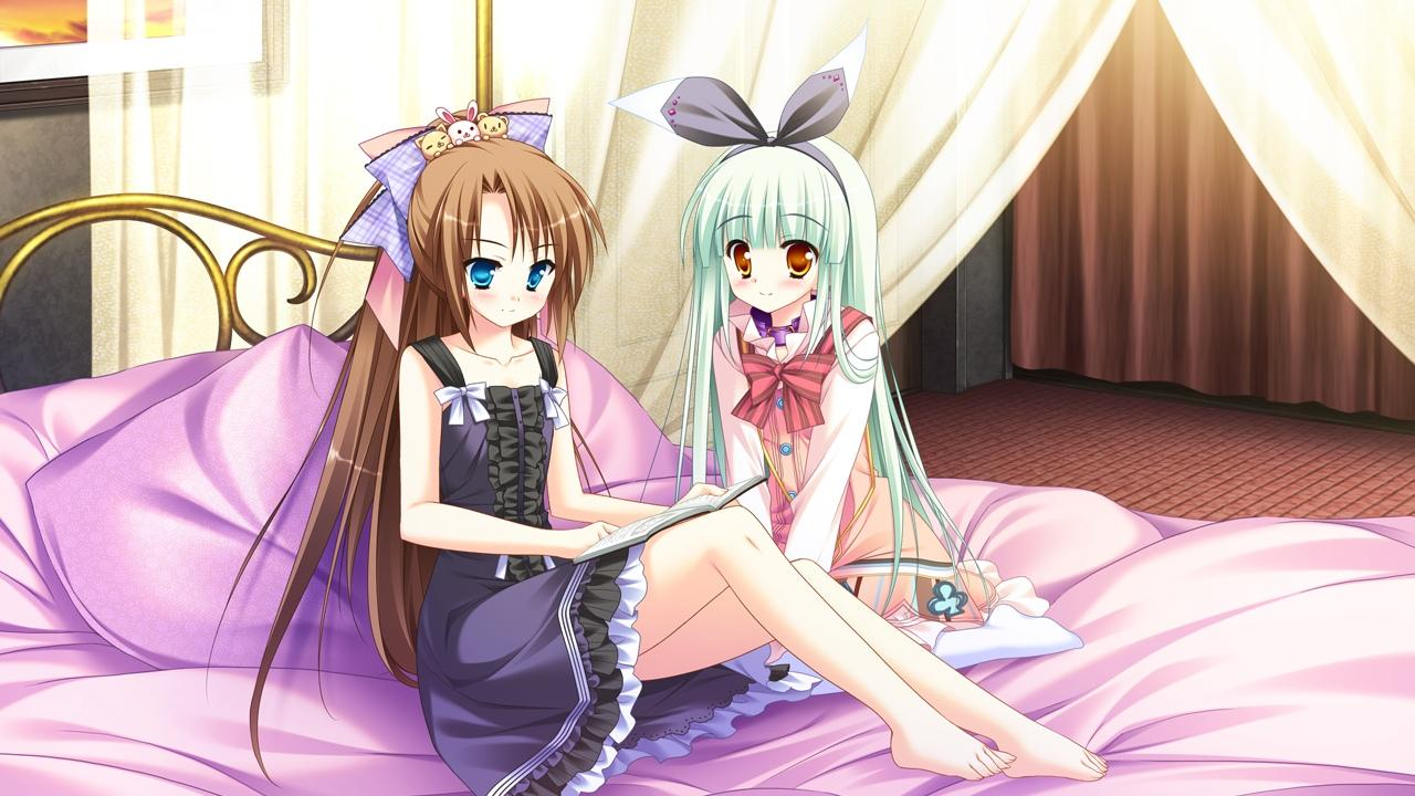VN of the Month August 2011 - Diamic Days